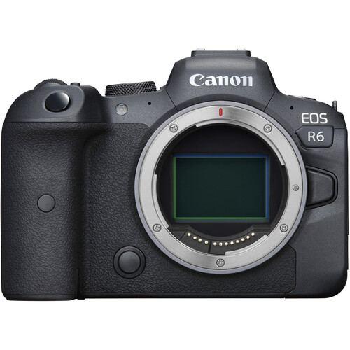 Canon EOS R6 Mirrorless Digital Camera BO 1