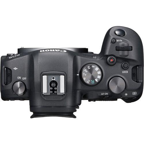 Canon EOS R6 Mirrorless Digital Camera BO 3