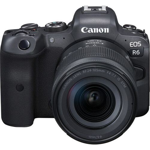 Canon EOS R6 Mirrorless Digital Camera with 24 105mm STM Lens 1