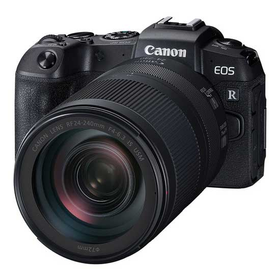 Canon EOS RP 24 240mm Mirrorless Camera 1