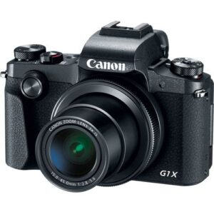 Canon PowerShot G1 X Mark III Digital Camera 1