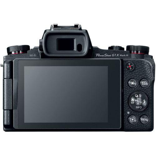 Canon PowerShot G1 X Mark III Digital Camera 4