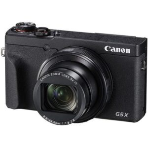 Canon PowerShot G5 X Mark II Digital Camera 1