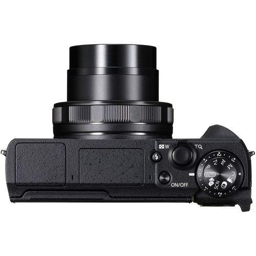 Canon PowerShot G5 X Mark II Digital Camera 3