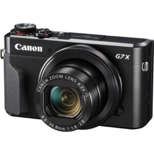 Canon PowerShot G7 X Mark II Digital Camera 1