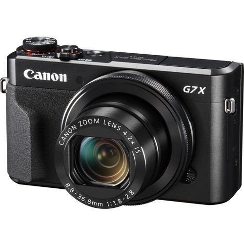 Canon PowerShot G7 X Mark II Digital Camera 1