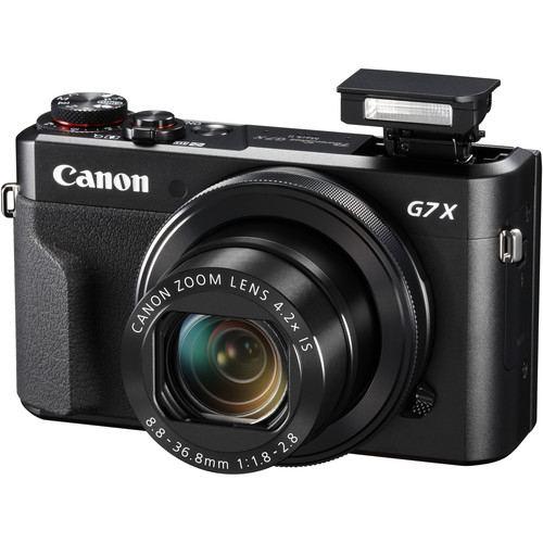 Canon PowerShot G7 X Mark II Digital Camera 2