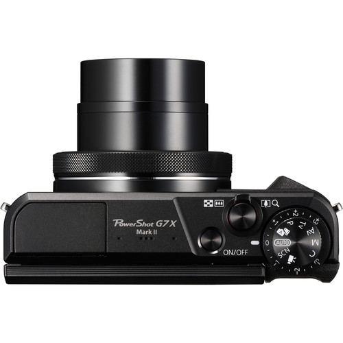 Canon PowerShot G7 X Mark II Digital Camera 5