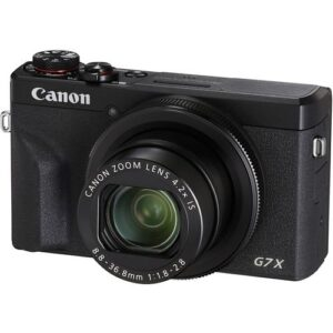 Canon PowerShot G7 X Mark III Digital Camera 2