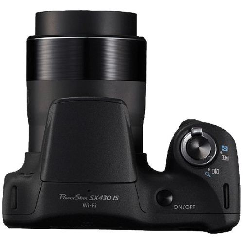 Canon PowerShot SX430 IS Kamera Pocket 3