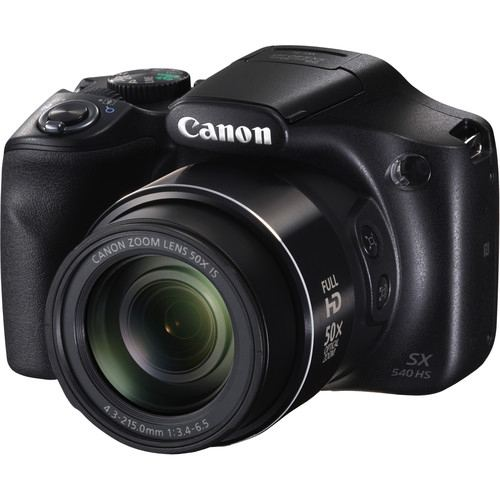 Canon PowerShot SX540 HS Digital Camera 1