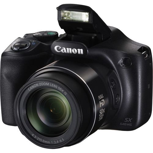 Canon PowerShot SX540 HS Digital Camera 2