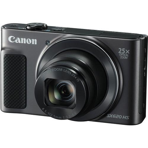 Canon PowerShot SX620 HS Digital Camera Black 1