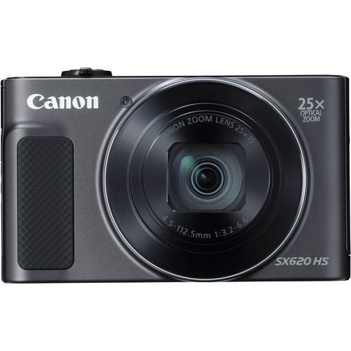 Canon PowerShot SX620 HS Digital Camera Black 2