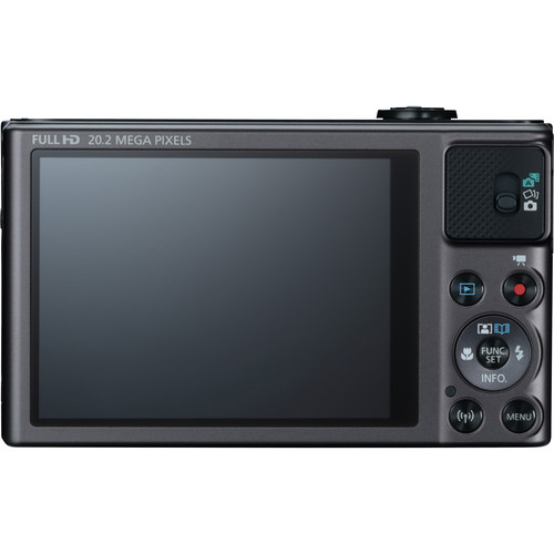 Canon PowerShot SX620 HS Digital Camera Black 3