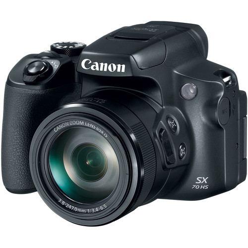Canon PowerShot SX70 HS Digital Camera 2