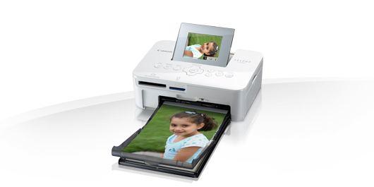 Canon Printer Selphy CP1000 1