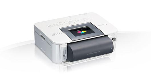 Canon Printer Selphy CP1000 5