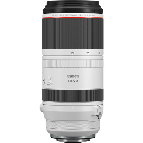 Canon RF 100 500mm f45 71L IS USM Lens 3