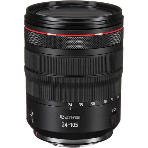 Canon RF 24 105mm f4L IS USM Lens 1