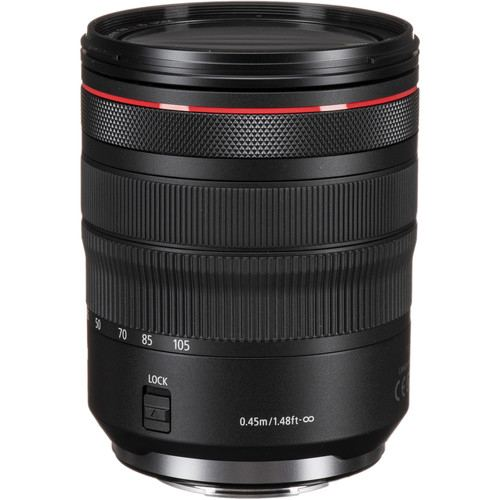 Canon RF 24 105mm f4L IS USM Lens 2