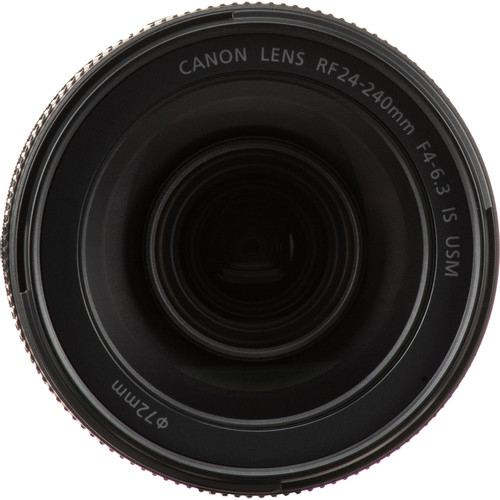 Canon RF 24 240mm f4 63 IS USM 5