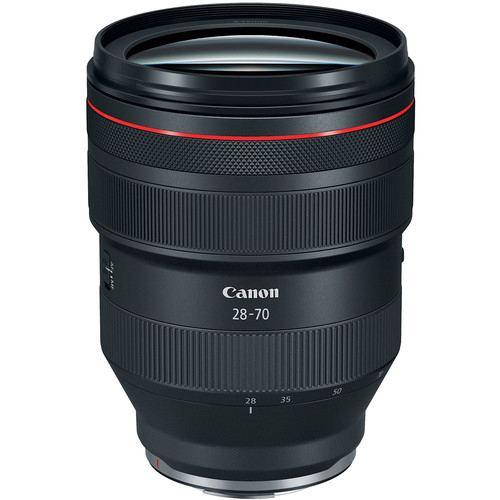 Canon RF 28 70mm f2L USM Lens 1