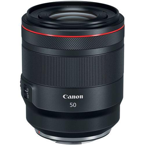 Canon RF 50mm f12L USM Lens 1