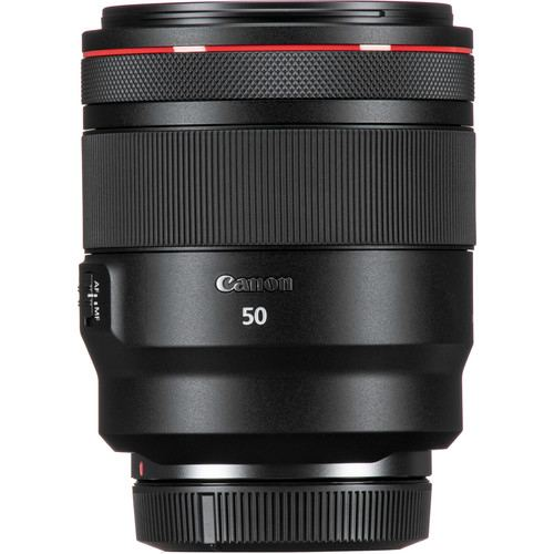Canon RF 50mm f12L USM Lens 2