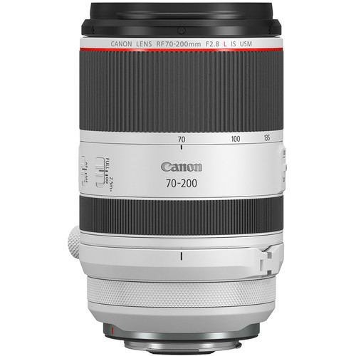 Canon RF 70 200mm f28L IS USM Lens 3