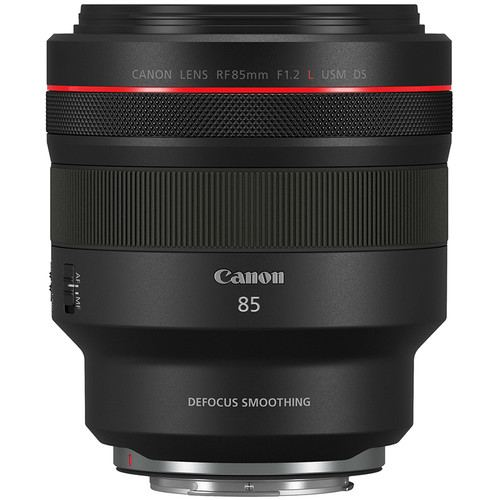 Canon RF 85mm f12L USM DS Lens 2