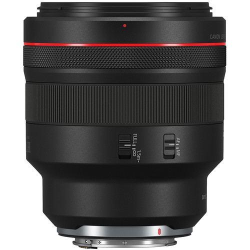 Canon RF 85mm f12L USM DS Lens 3