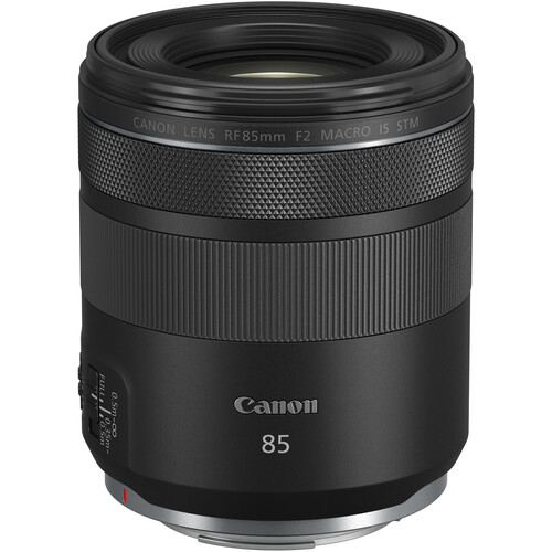 Canon RF 85mm f2 Macro IS STM Lens 1 1