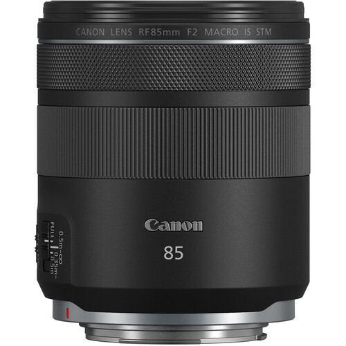 Canon RF 85mm f2 Macro IS STM Lens 4 1