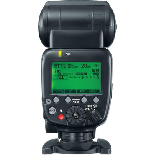 Canon Speedlite 600EX II RT 5