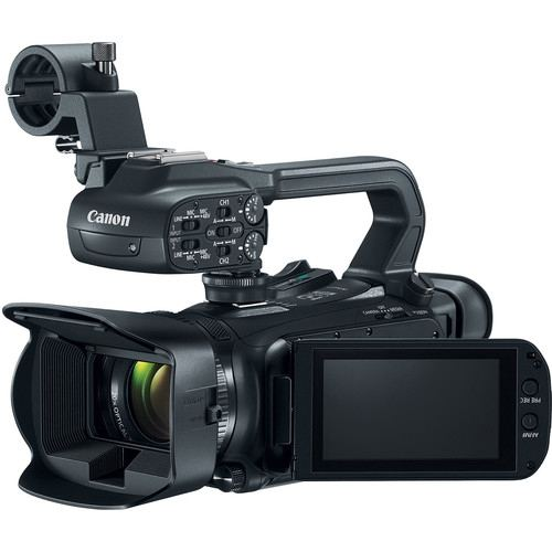 Canon XA11 Compact Full HD Camcorder with HDMI and Composite Output 3