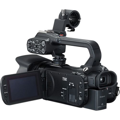 Canon XA15 Compact Full HD Camcorder with SDI HDMI and Composite Output 2