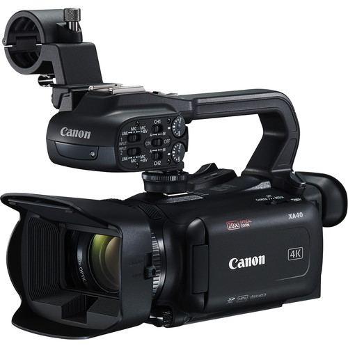Canon XA40 Professional UHD 4K Camcorder 3