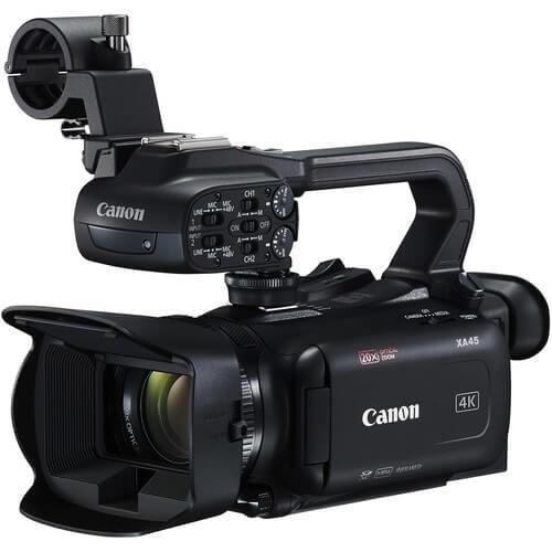 Canon XA45 Professional UHD 4K Camcorder 2