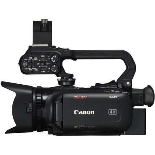 Canon XA45 Professional UHD 4K Camcorder 4