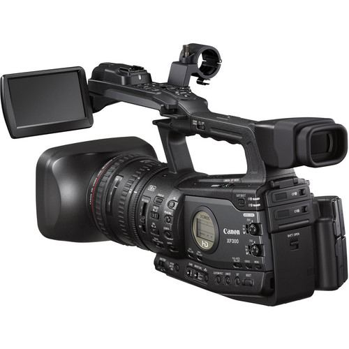 Canon XF300 Professional Camcorder 3
