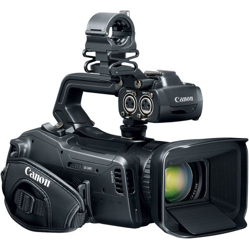 Canon XF400 UHD 4K60 Camcorder with Dual Pixel Autofocus 3