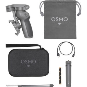 DJI Osmo Mobile 3 Smartphone Gimbal Combo Kit 1