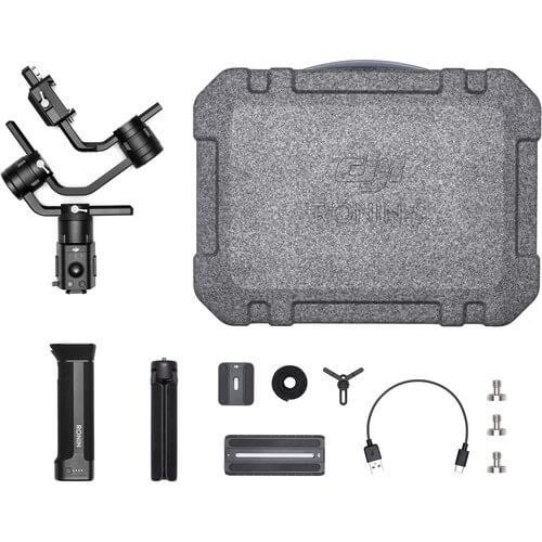 DJI Ronin S Essentials Kit 6