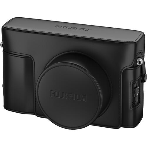 FUJIFILM BLC X100V Leather Case Black 1