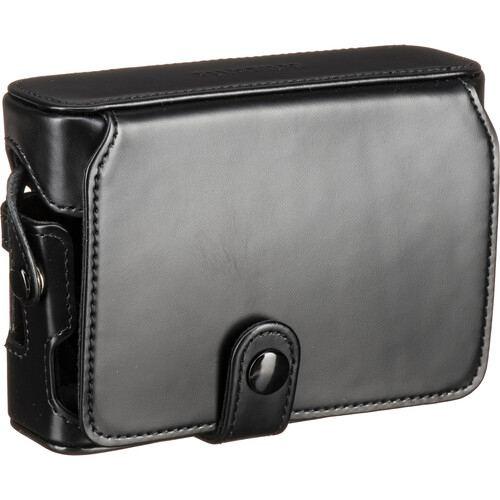 FUJIFILM BLC X100V Leather Case Black 4
