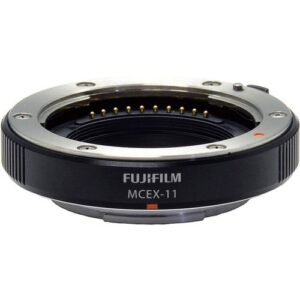 FUJIFILM MCEX 11 11mm Extension Tube for Fujifilm X Mountl 2