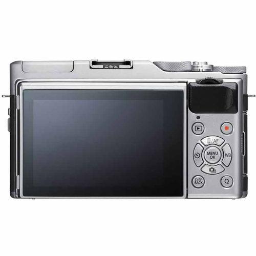 FUJIFILM X A5 Mirrorless Digital Camera Kit 15 45MM Silver3
