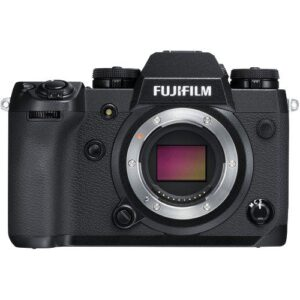 FUJIFILM X H1 Mirrorless Digital Camera Body Only Black1