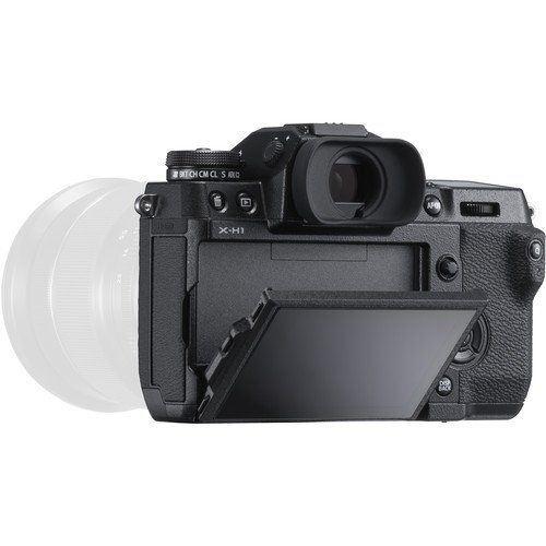 FUJIFILM X H1 Mirrorless Digital Camera Body Only Black4